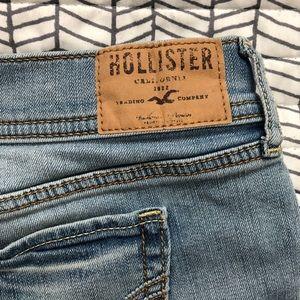 Hollister Shorts - Hollister Jean Shorts Studded